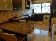 Deir Ghbar neighborhood Amman city - 100 sqm apartment for rent