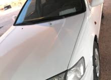 Automatic White Toyota 1999 for sale