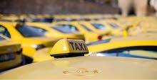 تاكسي للضمان نيسان صني 2012