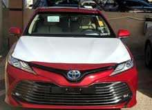 Maroon Toyota Camry 2019 for sale