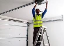 Service / Repair / annual Maintenance of Garage Door, Roller shutter &  gate barrier