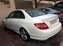 Soft & Lady used well maintained Mercedes C-200 -While for Sale
