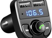 Onever FM Transmitter Aux Modulator Bluetooth Handsfree Car Kit Car Audio MP3 Player