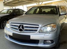Mercedes Benz C 200 2009 For sale - Silver color