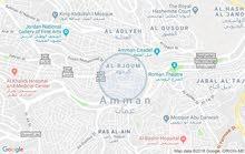excellent finishing apartment for rent in Amman city - Jabal Al Naser