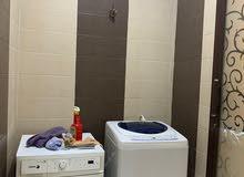 للايجار شقة مفروشة بالكامل شامل الماء والكهرباء في مدينة حمد الدوار الرابع