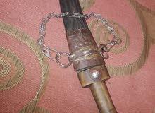خنجر قديم  للبيع