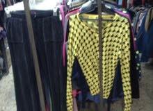 محل ملابس اوروبية للبيع