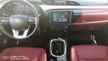 Toyota hilux 2017 4X4