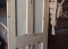 ابواب داخليه نوع الخشب موقني وبوشباي وبينو العدد الموجود حوالي خمسمائة 500 باب