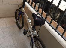 دراجة هوائية المونيوم