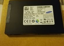 Samsung External Hard drive 128 SSD with advanced specs is up for sale