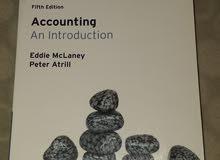 كتب في مادة المحاسبه Accounting