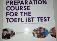 TOEFT iBT exam book