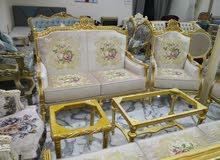 كنب وكراسي مصريه جديده