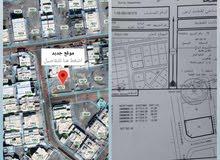 للبيع أرض في الخوض السادسه كوررررنر شارعين قار