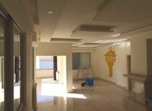شقة طابق ارضي للبيع في الاردن - عمان - الدوار السابع مساحة 208 متر