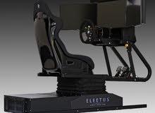 سيارات سباق متحركة Simulators