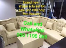 Available for sale in Um Al Quwain - New Sofas - Sitting Rooms - Entrances