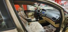 Honda Civic i-vtec 2008 - هوندا سيفيك 2008