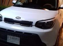 Gasoline Fuel/Power   Kia Soal 2015
