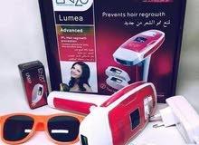 جهاز ليزر انزو   جهاز ليزر لإزالة الشعر بشكل دائم  ماركه انزو الإيطالية  وت