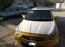 Hyundai Accent in Baghdad