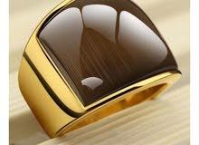 خاتم رجالي جميل جدا