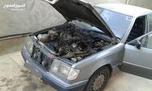 Used condition Mercedes Benz E 300 1994 with +200,000 km mileage