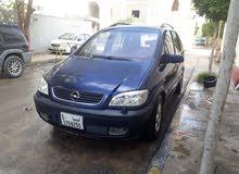 Opel Zafira Used in Tripoli