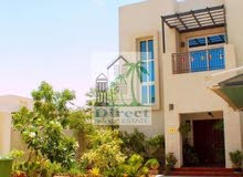 Spacious 3 beds +maids room compound villas-Ain khaled