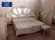 غرفة نوم مودرن بلمسات كلاسيكية