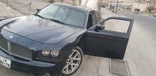 Automatic Black Dodge 2007 for sale