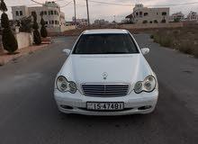 مرسيدس c200 موديل 2004