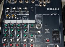 ميكسر Yamaha بحالة ممتازة للبيع.