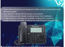 Panasonic Telephone System in Sharjah, Dubai