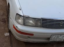 Automatic White Toyota 1994 for sale