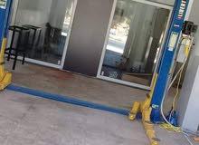 أجهزة و معدات مركز صيانة سيارات
