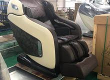 كرسي مساج كامل الجسم بنظام مطور