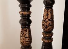 candle holder-black