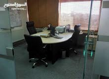 مكاتب مفروشة للايجار - خلدا