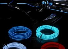 إضاءة LED للطبلون