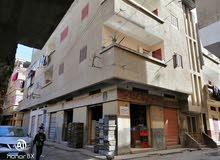 عقار 3 ادوار للبيع 150 متر ناصية شارع 6 متر