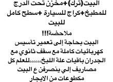 المعقل الابلة بظهر الشارع العام قرب اعدادية الوحدة سابقاً