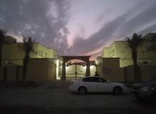 للايجار بمدينة محمد بن زايد غرفه وصاله مدخل خاص اول ساكن