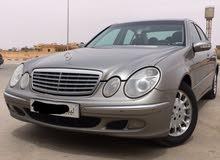 مرسيدس E240 2005