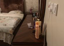 غرف نوم لون بني