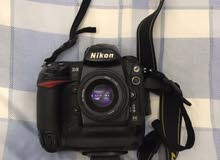 Nikon D3 for sale with equipment
