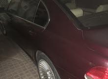 بي ام دبليو 750 موديل 2006