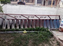 درج حديد ثقيل 5  متر للبيع